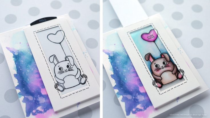 Magic Slider Card (Color Slider) with Kristina Werner