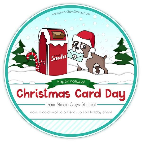 it s christmas card day want a 100 gift card from us simon