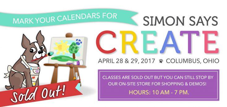 Simon Says Create Event 2017 Local