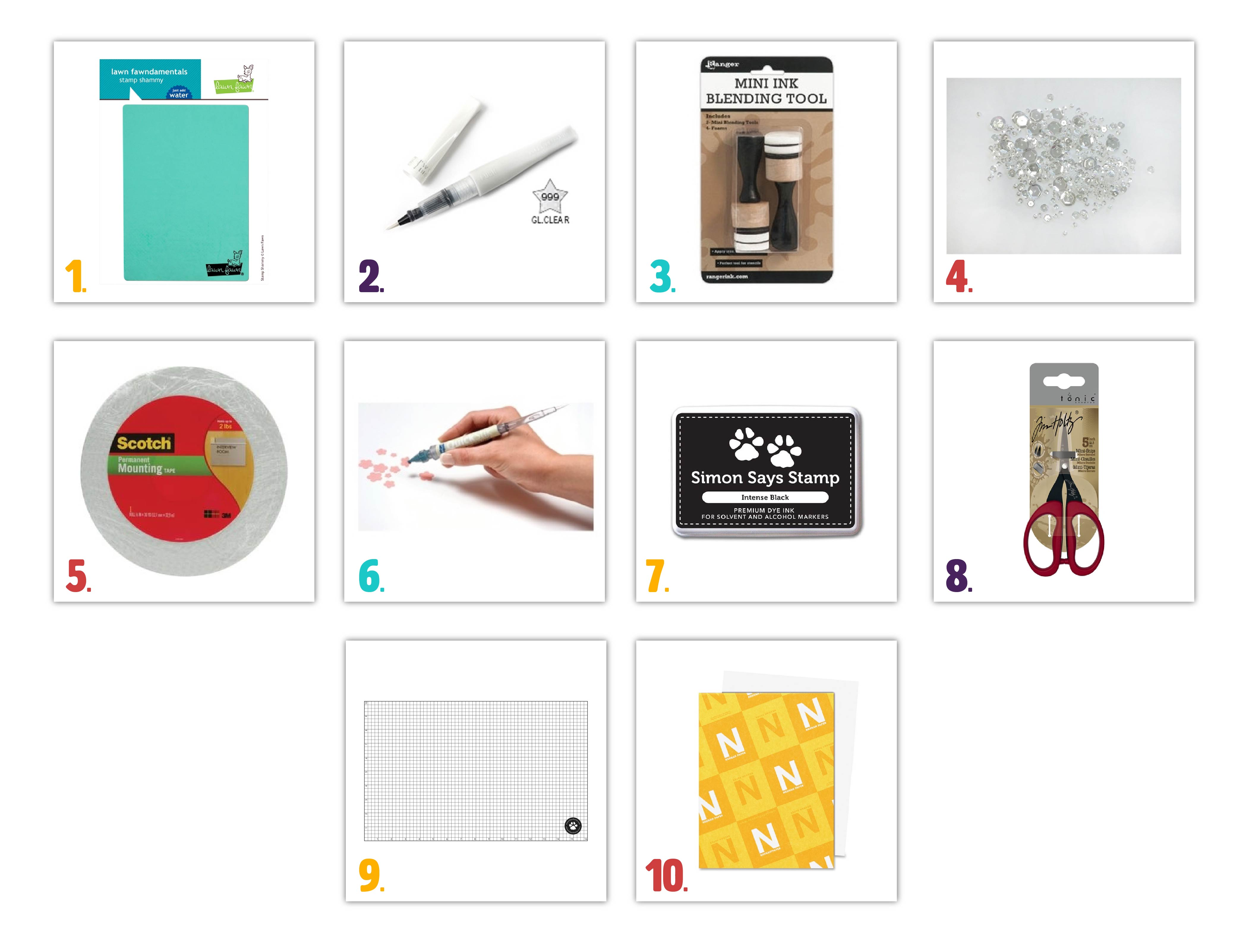 10 Crafty Must Haves