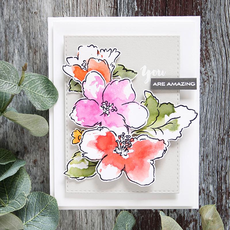 Shari Carroll, AltENew, flowers