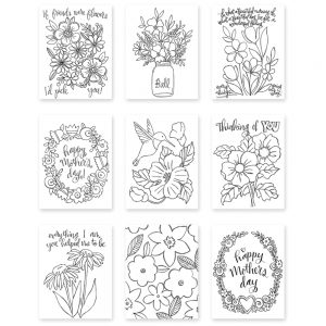 Mothers Fathers Florals SSS Collection