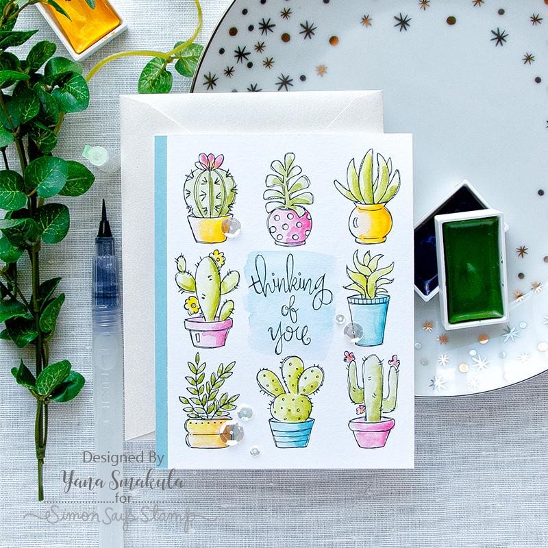 Yana Smakula, Card kit