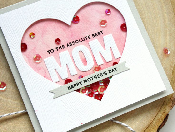 Mother's Day Card Absolute Best Mom