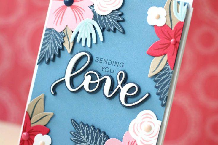 Amore Laura Fadora Sending You Love