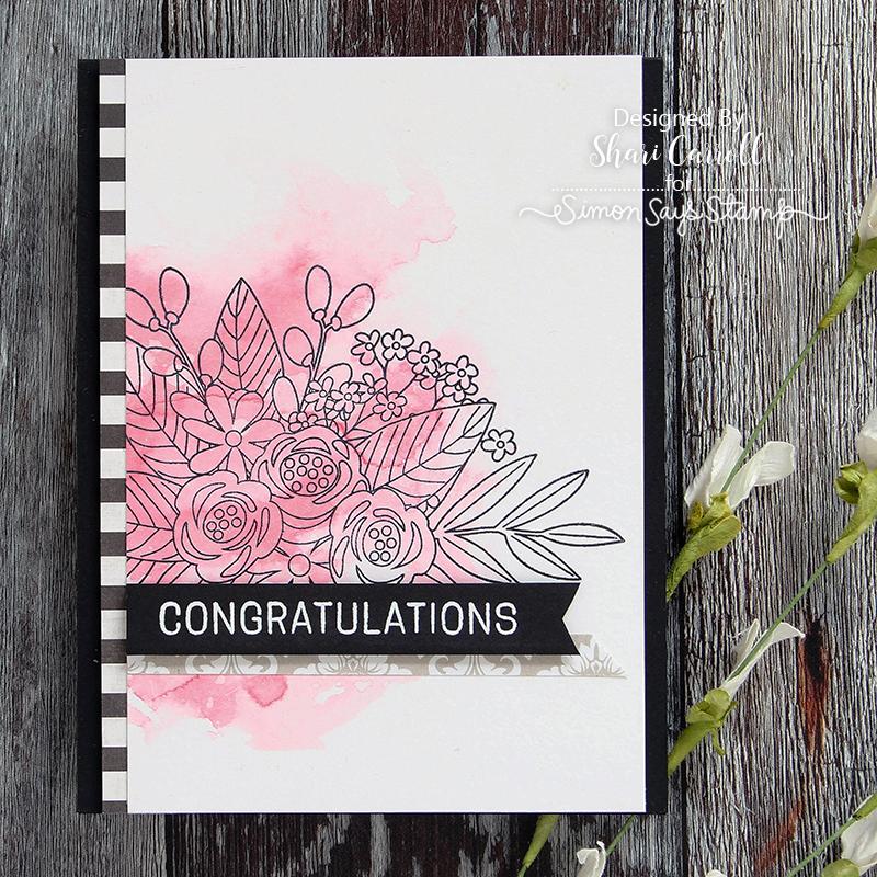 Shari Carroll, June Card Kit Reveal