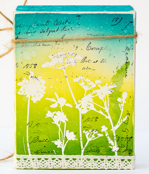 Journaling Card Box Tutorial