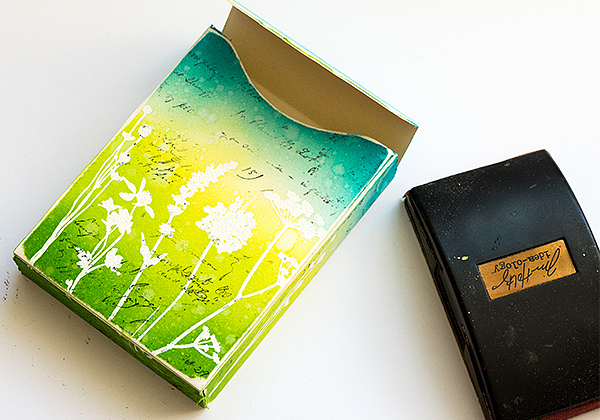 Journaling Card Box Tutorial
