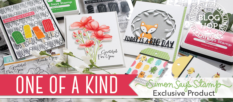 One of a Kind Blog Hop