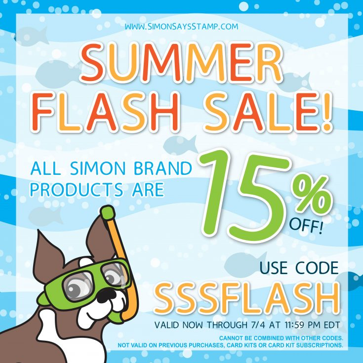 SSS Summer Flash Sale
