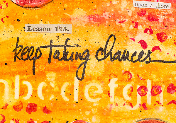 Take Chances Journal