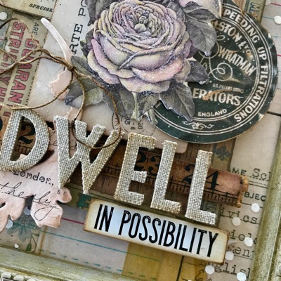 Dwell in Possibility by Paula Cheney