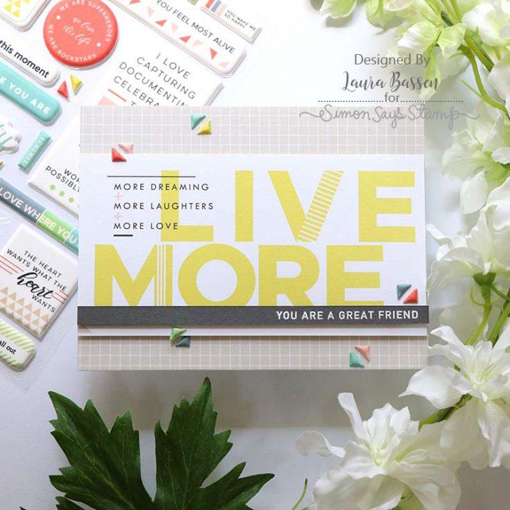 August Card Kit, Laura