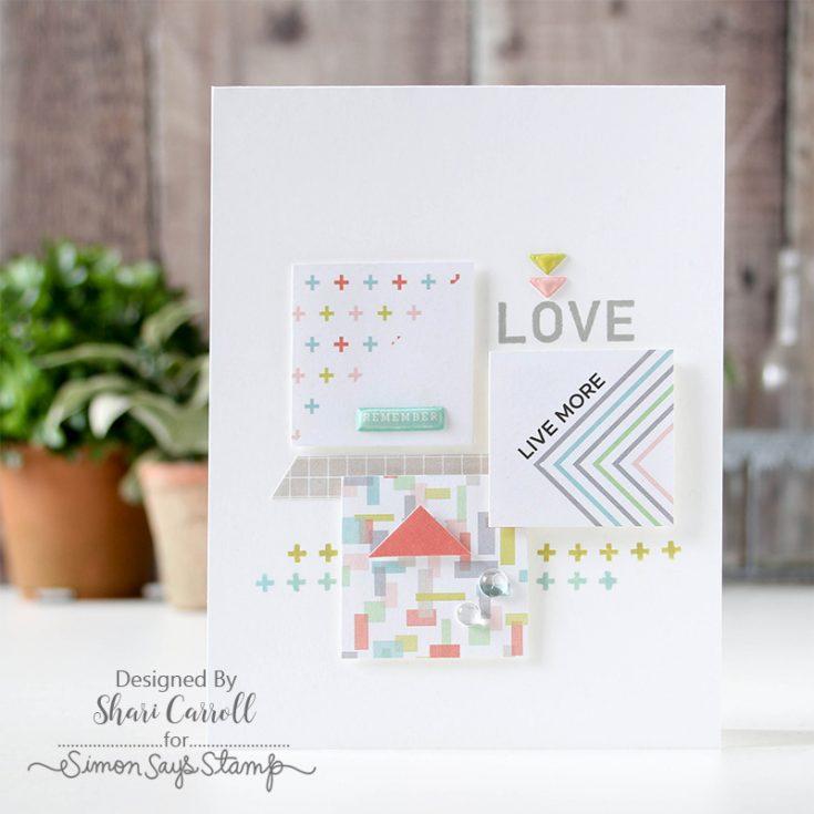 Shari Carroll, August Card Kit