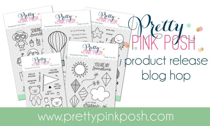 Pretty Pink Posh Blog Hop