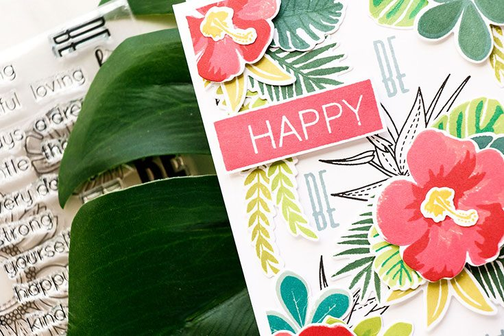 Yippee for Yana: Dimensional Pattern Stamping