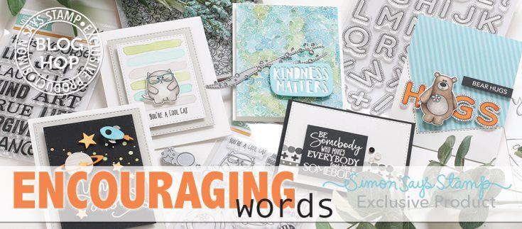 Encouraging Words Blog Hop