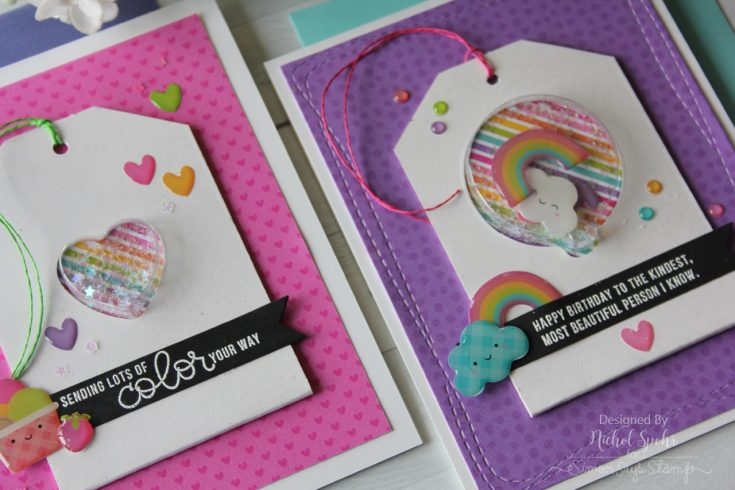 Best Birthday Shaker Card Kit Inspiration