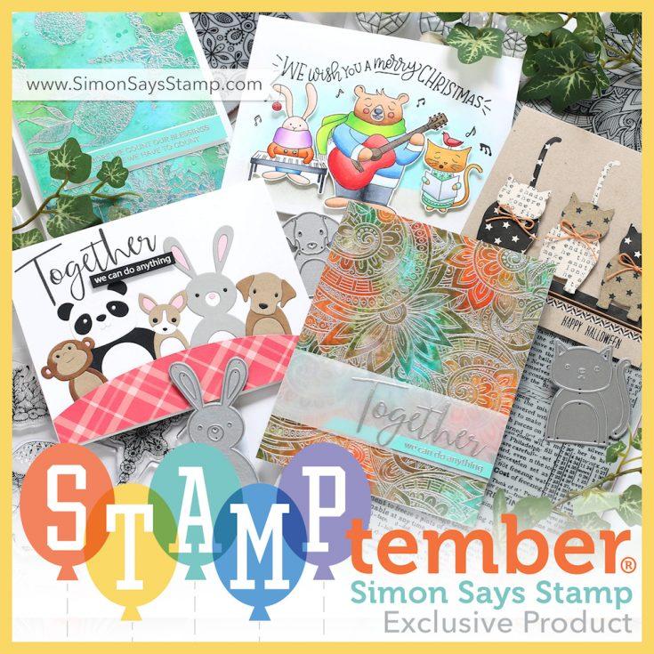 Simon Exclusiv STAMPtember® Release