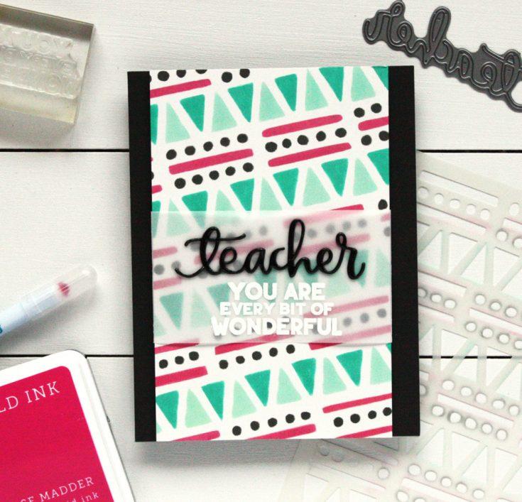 Wonderful Teachers!