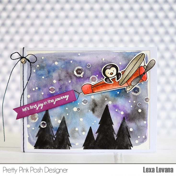 NEW Pretty Pink Posh Card Designs!