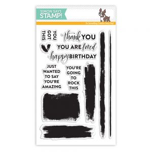 SSS101711, Brush Stroke Messages