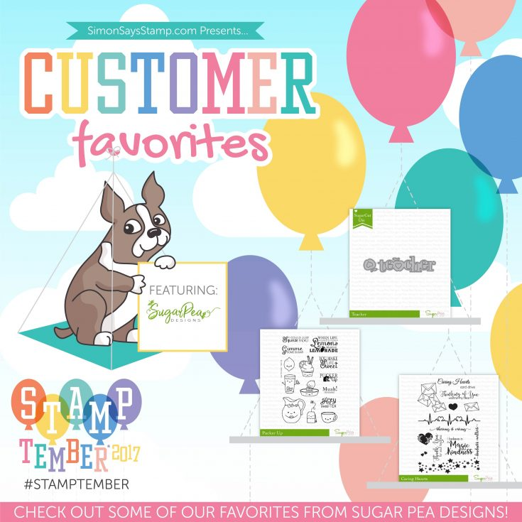 SugarPea Designs Customer Favorites