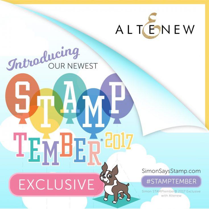 Altenew STAMPtember 2017 Exclusive