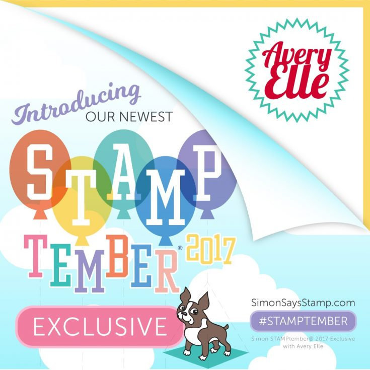 Avery Elle STAMPtember Exclusive