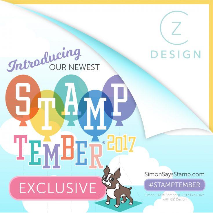 CZ Design STAMPtember