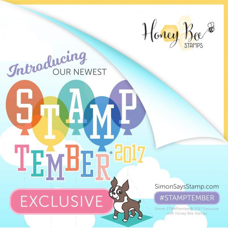 Honey Bee Stamps STAMPtember®