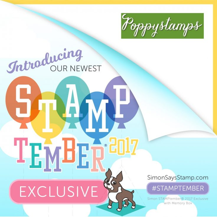 Memory Box Poppy Stamps STAMPtember® Exclusive