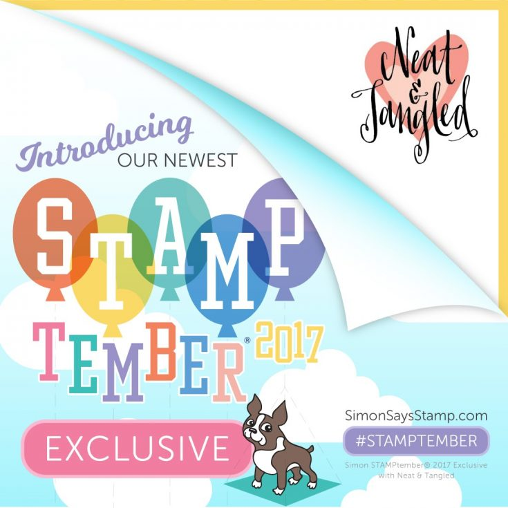 STAMPtember Exclusive Neat & Tangled