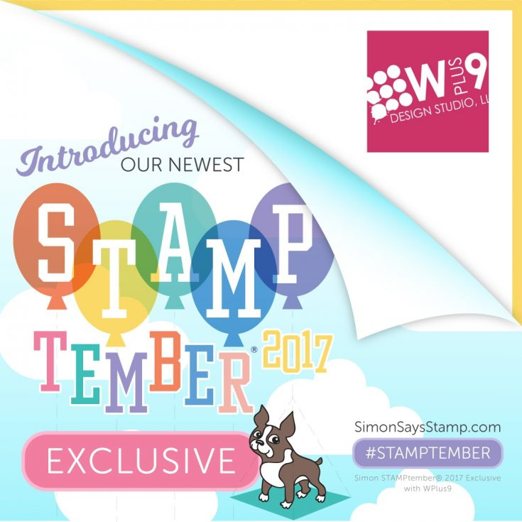 WPlus9 HUMBLE AND KIND Stamps and Dies Set SR17WPSet Stamptember Exclusive