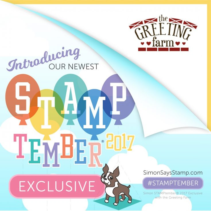 The Greeting Farm STAMPtember Exclusive Pumpkin Spice It Up