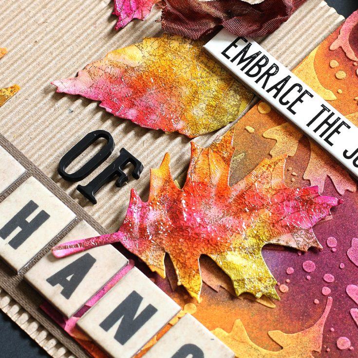 Art Journal, Fall, Change, Shari Carroll