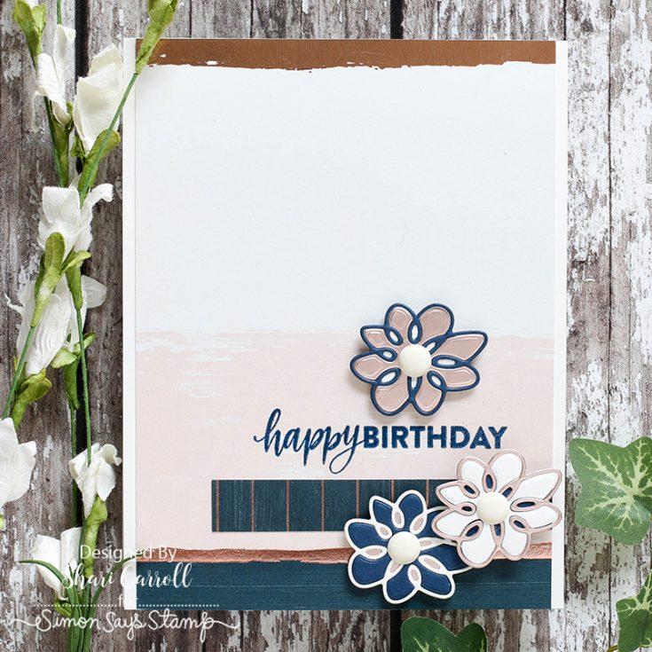 Shari Carroll, October Card Kit