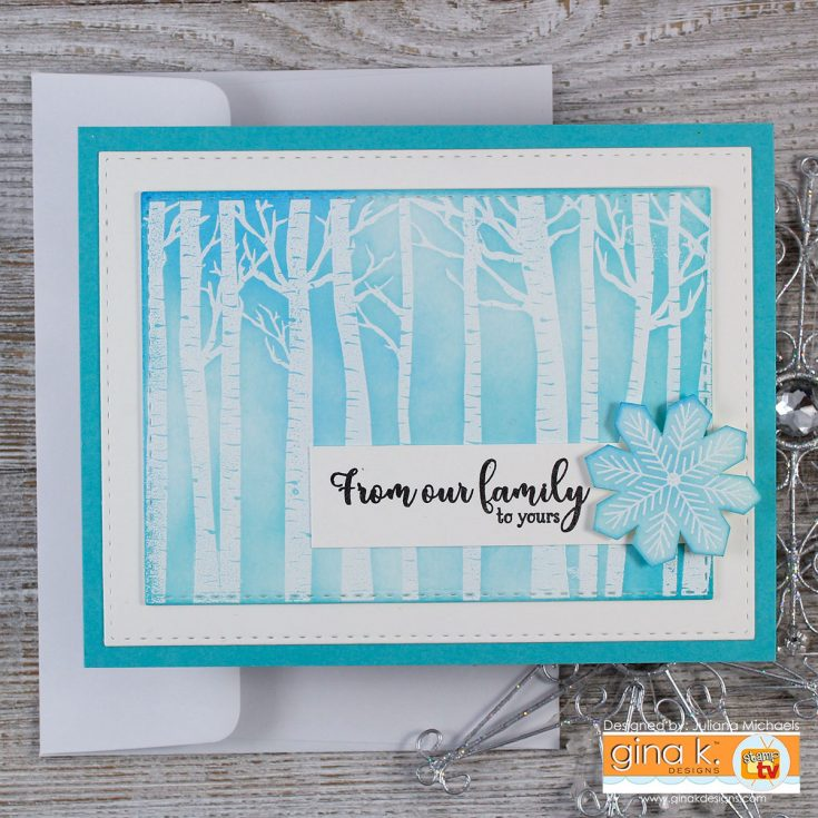 Gina K Designs STAMPtember Exclusive