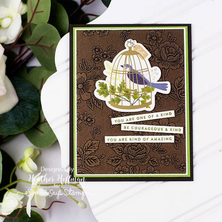 Nov Card Kit, Heather Hoffman