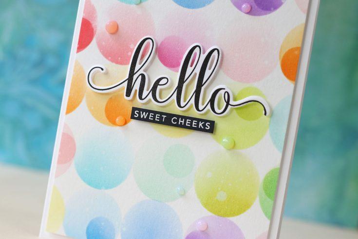 Amore Laura Fadora: Hello Sweet Cheeks