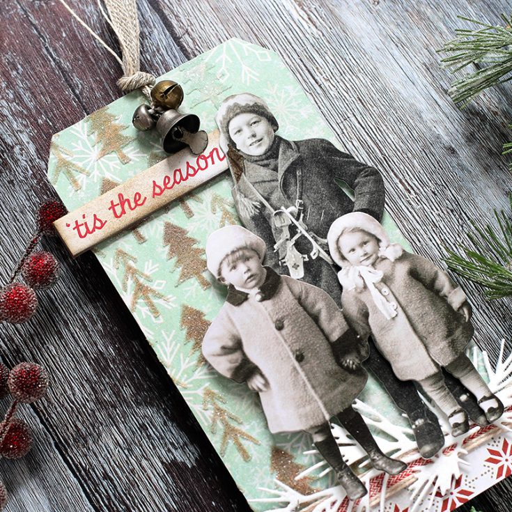Shari Carroll, Holiday Tag