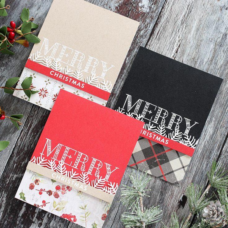 Shari Carroll, Holiday cards