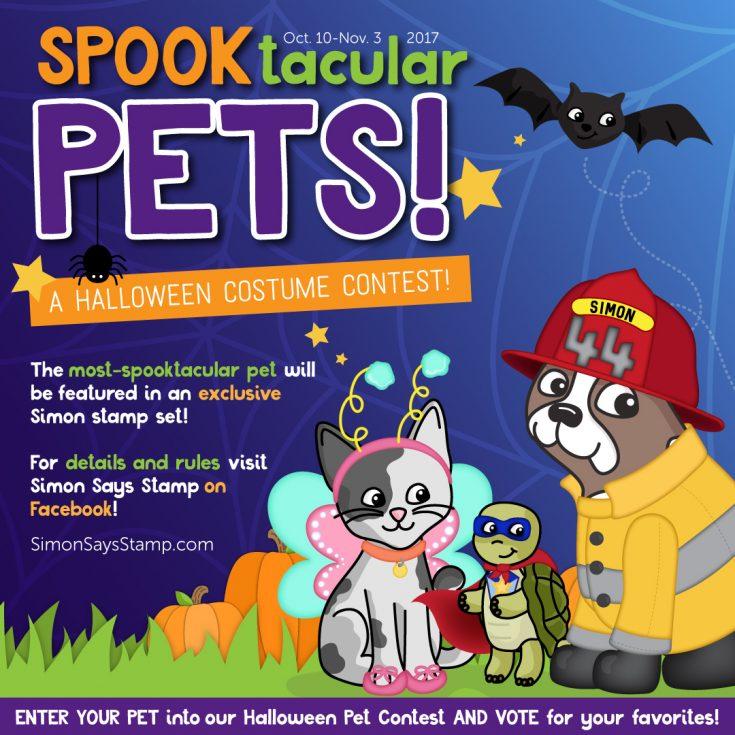 Spooktacular Pets Halloween Costume Contest