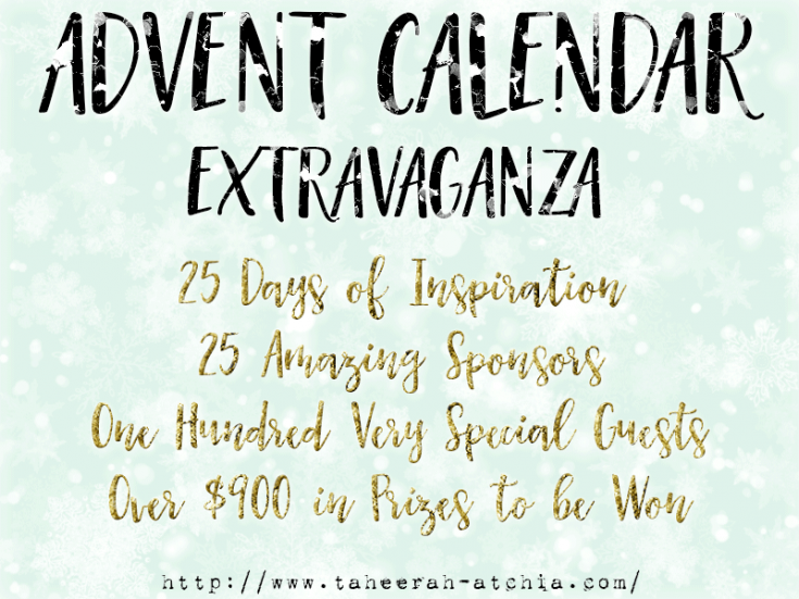 Shari Carroll, Advent Calendar Extravaganza