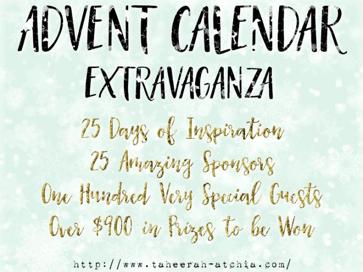 Shari Carroll, Advent Calendar Extravaganza
