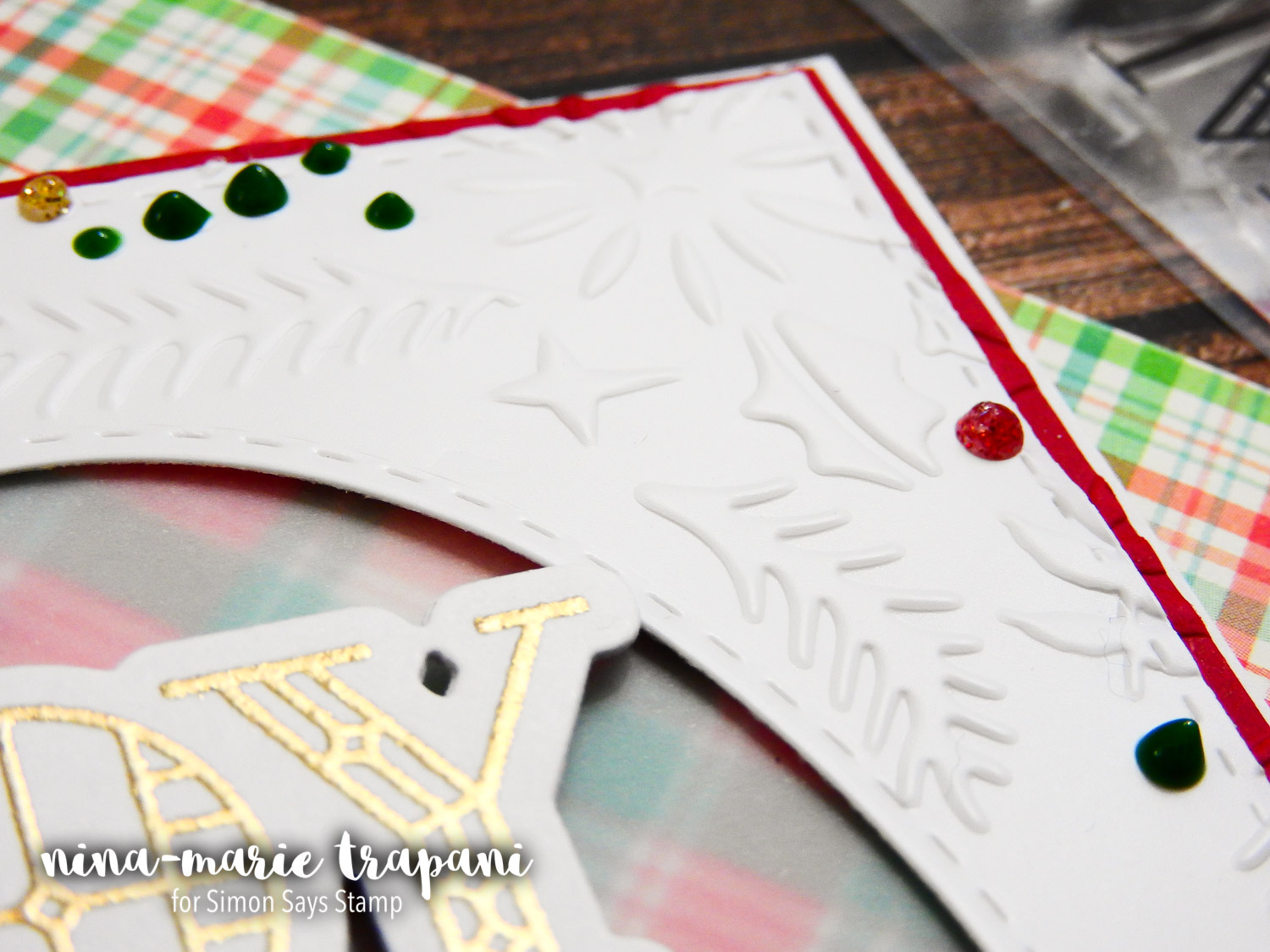 paper embossing stamp Cutting & embossing dies : free shipping on orders over $45 at overstockcom - your online die cutting store get 5% in rewards with club o.