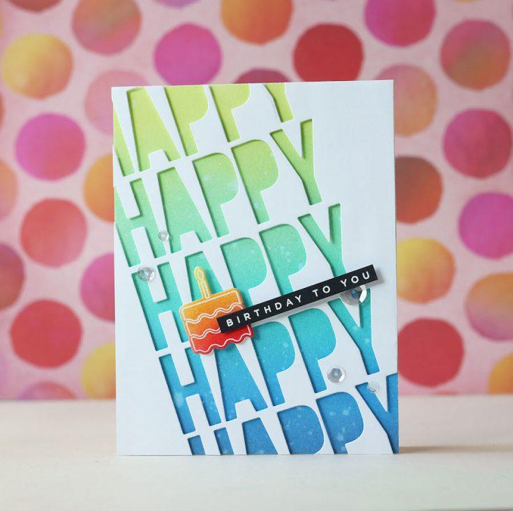 Amore Laura Fadora: Happy Happy Birthday!