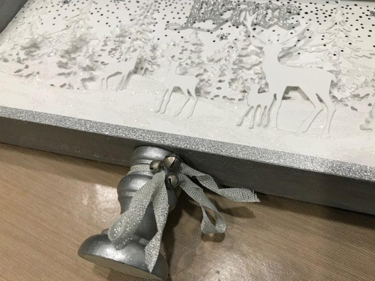 A Tim Holtz Winter Wonderland by Richele Christensen