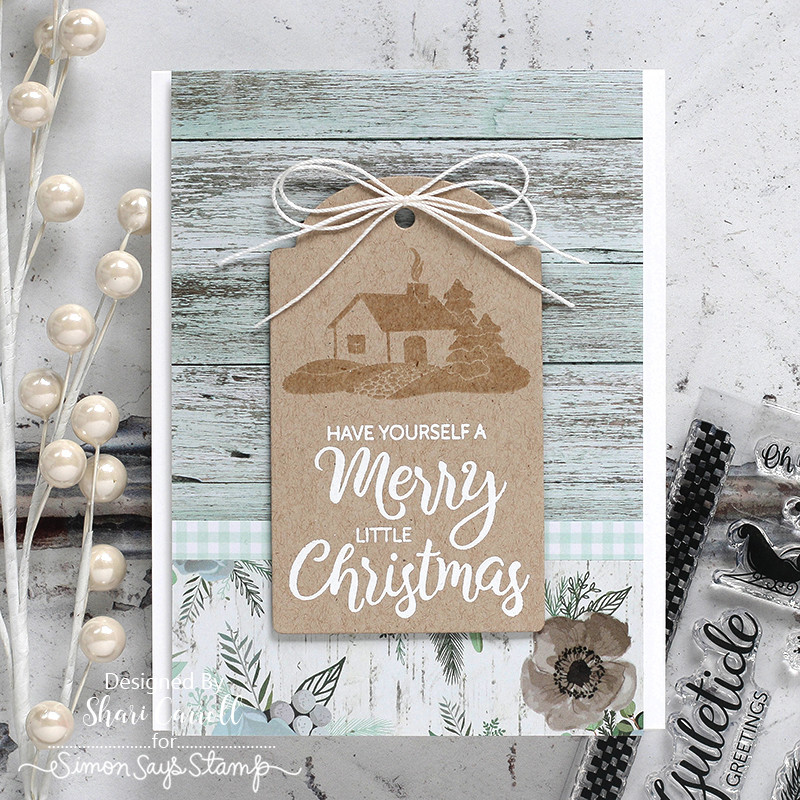 Shari Carroll, Mint Wishes Card Kit