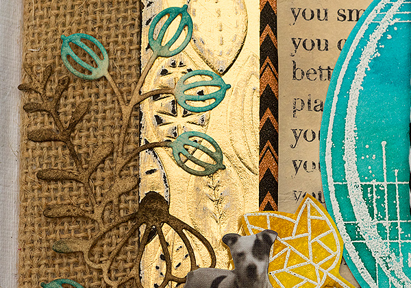 Be Brave Journal Page